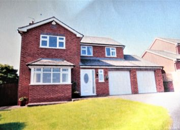 Thumbnail 4 bed detached house for sale in Llinigr Hill, Pen - Y - Ffordd