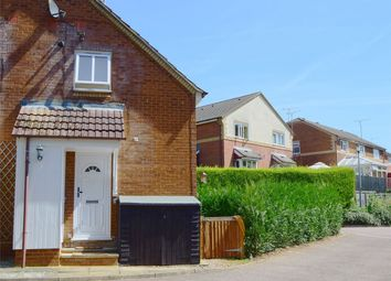 Thumbnail 1 bedroom end terrace house for sale in Wheatlands, Stevenage, Hertfordshire