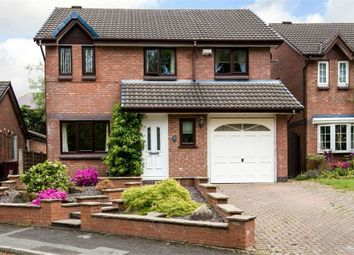 Thumbnail 4 bedroom detached house for sale in Mallard Drive, Horwich, Bolton