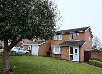 Thumbnail 3 bedroom detached house for sale in Pulford Drive, Scraptoft