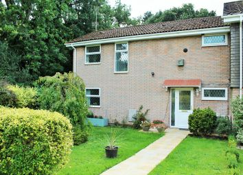 Thumbnail 4 bed end terrace house for sale in Ocknell Grove, Dibden, Southampton