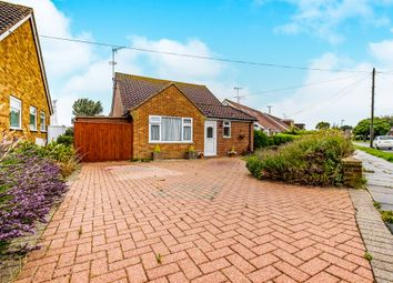Thumbnail 3 bedroom detached bungalow for sale in Ullswater Road, Sompting, Lancing