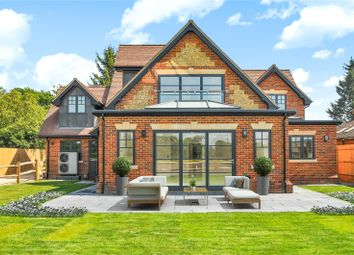 Thumbnail 5 bed detached house to rent in Nelsons Lane, Hurst, Berkshire