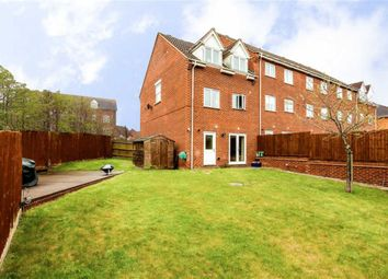 Thumbnail 4 bed town house for sale in Wickstead Avenue, Grange Farm, Milton Keynes