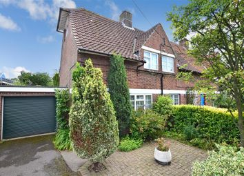 Thumbnail 3 bed semi-detached house for sale in Ramsdean Road, Stroud, Hampshire