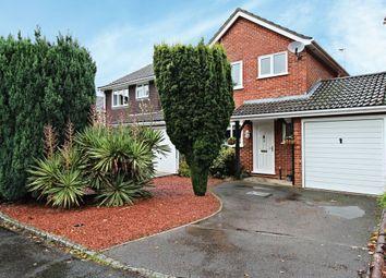 Thumbnail 3 bed link-detached house for sale in Parkwood Close, Chineham, Basingstoke