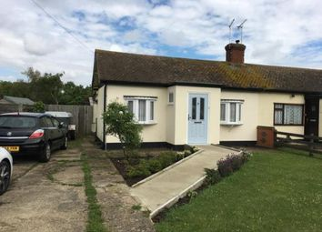 Thumbnail 2 bed bungalow for sale in Hawkesbury Road, Canvey Island
