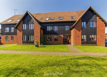 Thumbnail 1 bed flat to rent in Mount Road, Wheathampstead, St.Albans