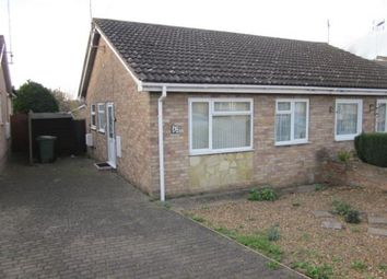 Thumbnail 2 bed bungalow to rent in Arkwright Road, Irchester