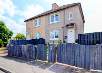 Thumbnail 2 bed semi-detached house for sale in Viewfield Avenue, Blantyre, Glasgow