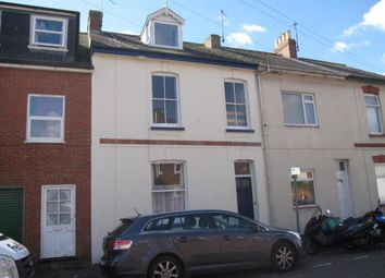 Thumbnail 4 bed terraced house for sale in New North Road, Exmouth, Devon