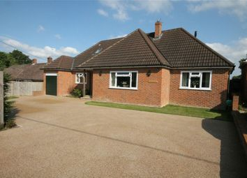 Thumbnail 4 bedroom chalet for sale in Knights Lane, Ball Hill, Newbury, Hampshire