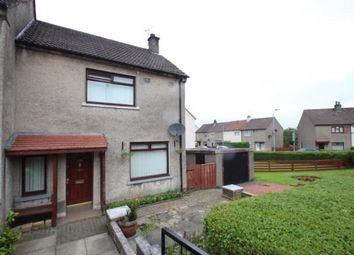 Thumbnail 2 bed end terrace house for sale in Braehead Road, Paisley, Renfrewshire