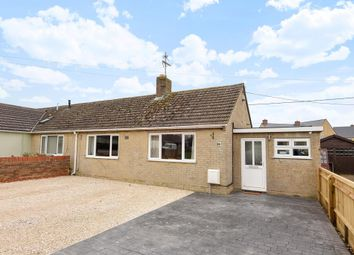 Thumbnail 2 bed bungalow for sale in Bowling Green Close, Bampton