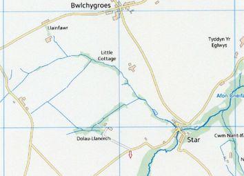 Thumbnail Land for sale in Parc Mawr 18.8 Acres, Penrallt Dolau, Star, Clydey, Llanfyrnach, Pembrokeshire