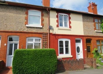 Thumbnail 2 bed terraced house for sale in John Street, Uttoxeter