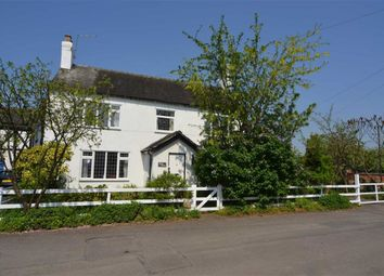 Thumbnail 4 bed detached house for sale in The Green, Findern, Derby