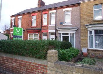 Thumbnail 3 bed terraced house for sale in Vernon Gardens, Darlington