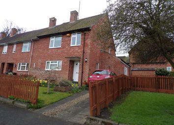 Thumbnail 3 bedroom semi-detached house for sale in Priestlands Crescent, Hexham