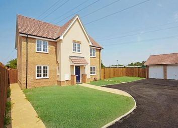 Thumbnail 4 bed detached house for sale in Pilgrims Place, Littlebourne Road, Canterbury, Kent