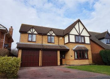 Thumbnail 5 bed detached house for sale in Pipits Croft, Bicester