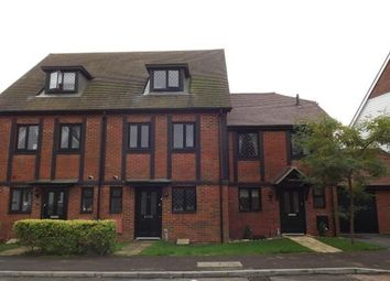 Thumbnail 3 bed terraced house to rent in The Squires, Pease Pottage, Crawley