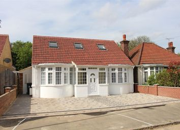 Thumbnail 4 bed detached bungalow for sale in The Vale, Heston