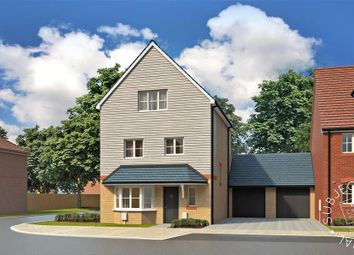 Thumbnail 4 bed detached house for sale in Shopwyke Road, Shopwyke Lakes, Chichester, West Sussex