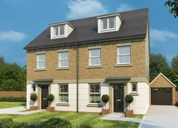 Thumbnail 4 bedroom town house for sale in Lancaster Mews, Water Lane, York, North Yorkshire