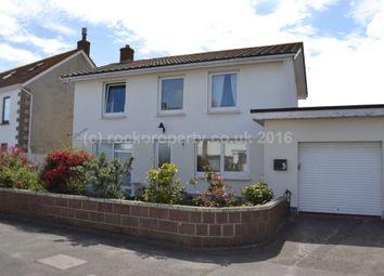 Thumbnail 3 bed link-detached house for sale in Glendale Close, La Grande Route De La Cote, St. Clement, Jersey