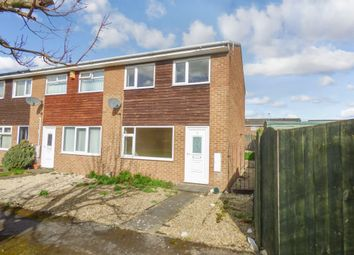 Thumbnail 3 bed terraced house for sale in Shaftoe Close, Ryton