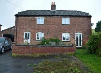 Thumbnail 4 bed detached house to rent in Main Street, Knipton, Grantham