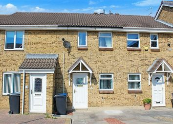 Thumbnail 2 bed semi-detached house for sale in Whitby Close, Bishop Auckland, Durham