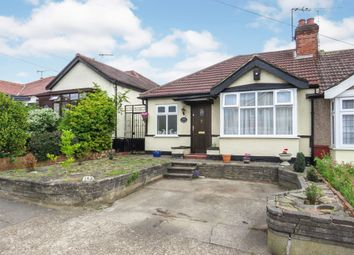 Thumbnail 2 bedroom semi-detached bungalow for sale in Parkside Avenue, Romford