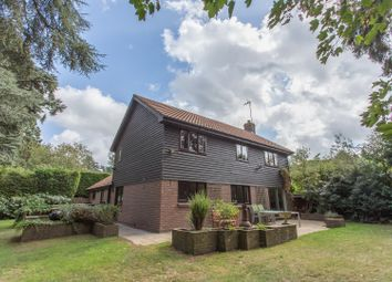 Thumbnail 4 bed detached house for sale in Burley Wood, Ascot, Berkshire
