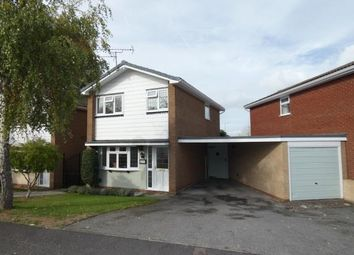 Thumbnail 3 bed detached house for sale in Welland Close, Mickleover, Derby, Derbyshire
