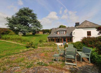 Thumbnail 4 bed farmhouse for sale in Shearlangstone, Modbury, South Devon