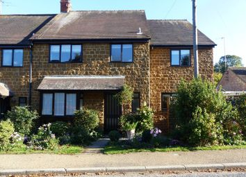 Thumbnail End terrace house for sale in The Green, Badby