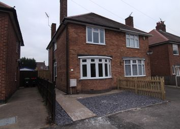 Thumbnail 3 bed semi-detached house for sale in Broxtowe Drive, Hucknall, Nottingham