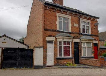2 bed semi-detached house for sale in Isabella, Canal Street, Wigston LE18