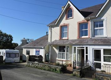 Thumbnail 5 bedroom semi-detached house for sale in Bryngelli, Dinas Cross, Newport