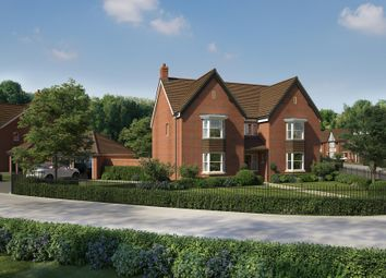 "Thumbnail 5 bed detached house for sale in ""Murray House"" at Wedgwood Drive, Barlaston, Stoke-On-Trent"