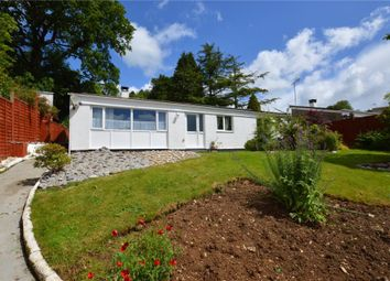 Thumbnail 3 bed detached bungalow for sale in Donierts Close, Liskeard, Cornwall