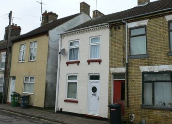 Thumbnail 2 bed terraced house to rent in Bedford Street, Eastfield, Peterborough
