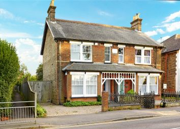 Thumbnail 3 bed semi-detached house for sale in Chaldon Road, Caterham, Surrey