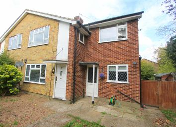 Thumbnail 2 bed flat for sale in Stanton Close, Worcester Park