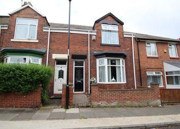 Thumbnail 2 bedroom terraced house for sale in Burntland Avenue, Southwick, Sunderland