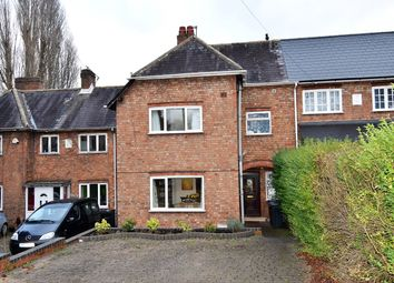 Thumbnail 3 bedroom terraced house for sale in Linden Road, Bournville, Birmingham
