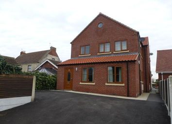 Thumbnail 2 bed town house to rent in Hall Villa Lane, Toll Bar, Doncaster