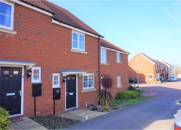 Thumbnail 2 bed terraced house for sale in Arran Way, Newton Leys